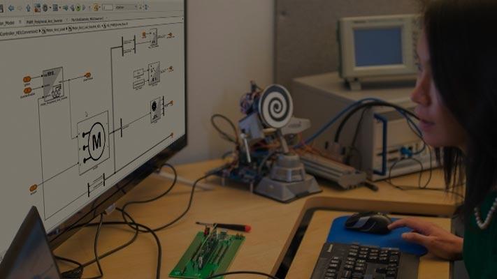 Pruebas de Hardware-in-the-Loop para el Diseño de Control de Electrónica de Potencia