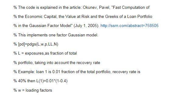 Cumulative Distribution Function of the CDO Loan Portfolio Loss in the Gaussian Factor Model