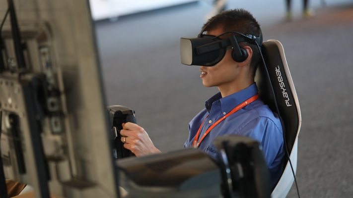 Demostración de simulación virtual
