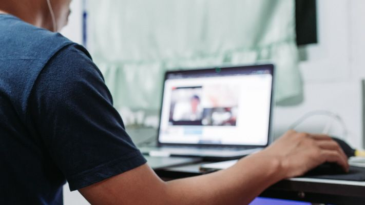 Evento online, subgrupos de trabajo virtuales
