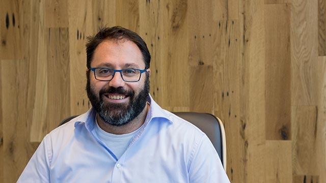 Gareth, Education Marketing Manager, Netherlands Office