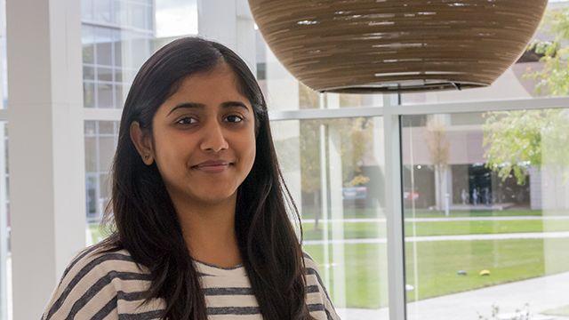 Nikitha, Software Process Engineer