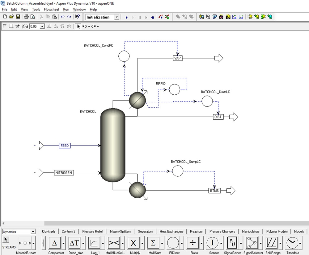 Aspen Technology: Aspen Plus Dynamics