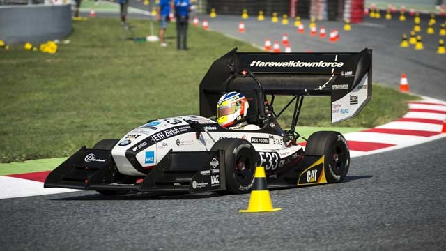 grimsel Sets Electric Vehicle Acceleration Record