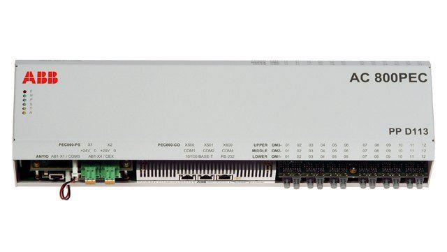 ABB acelera el desarrollo de un software de control de aplicación para un controlador de electrónica de potencia