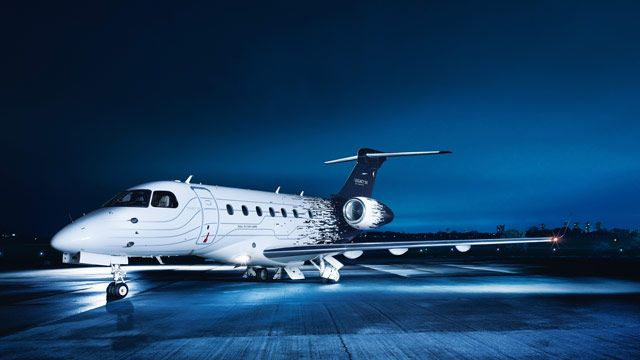 Embraer acelera la ingeniería de los requisitos y el prototipado del sistema de control de vuelo del Legacy 500