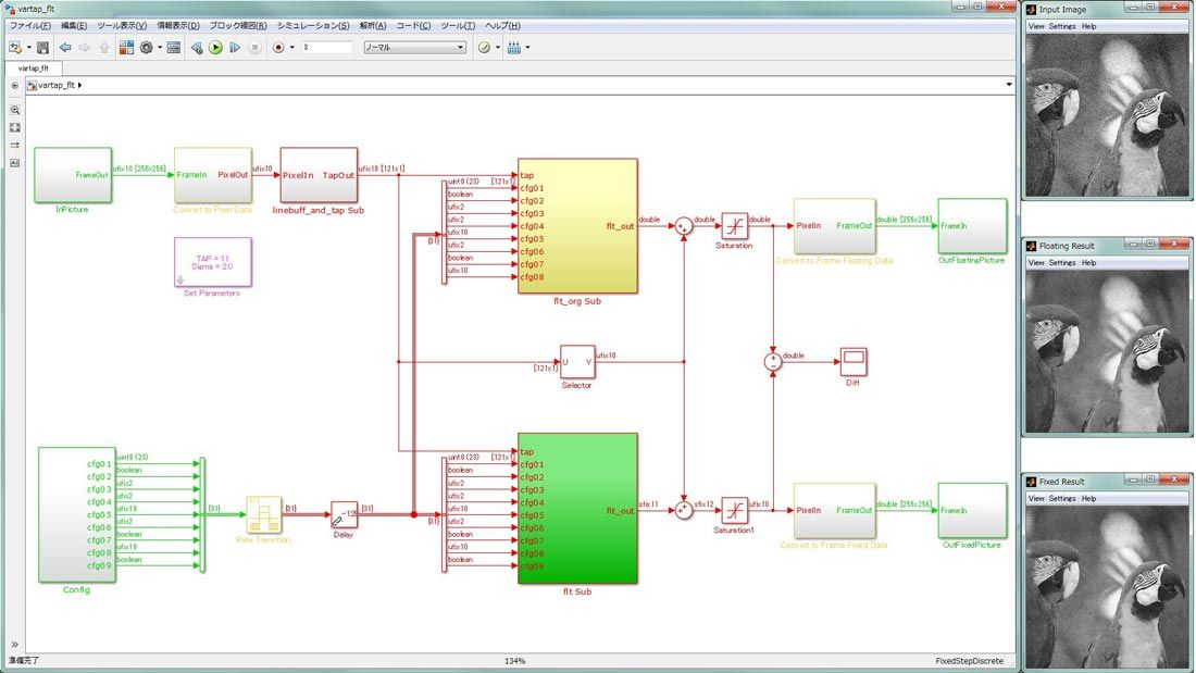 Renesas diseña e implementa un núcleo IP de procesamiento de imágenes para ASIC con el diseño basado en modelos