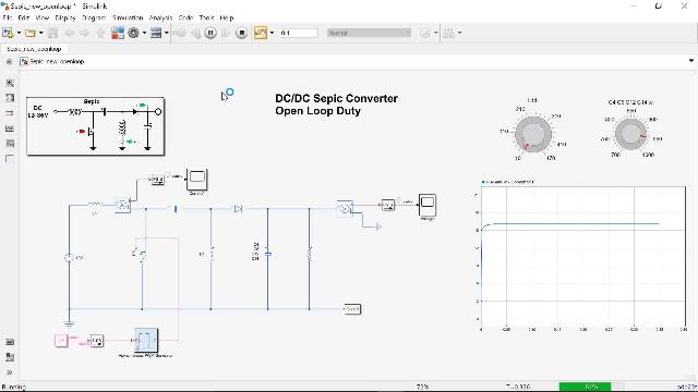 Developing Buck-Boost Converter Control with Simulink