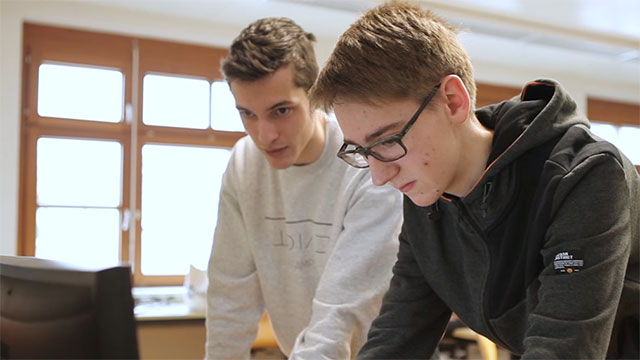 Campus-wide access to MATLAB and Simulink enables HTL Steyr students to use the same software they will use in higher education and industry.