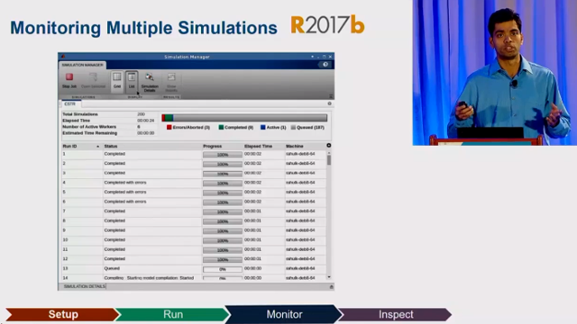 Learn how to easily run thousands of Simulink simulations in parallel with parsim.