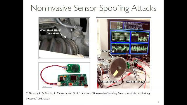 Design sensor fusion algorithms that are resilient to malicious attacks.