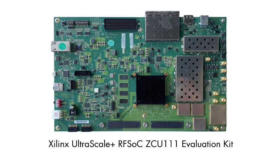 Kit de evaluación Xilinx<sup>®</sup> Zynq<sup>®</sup> UltraScale+™ MPSoC ZCU102
