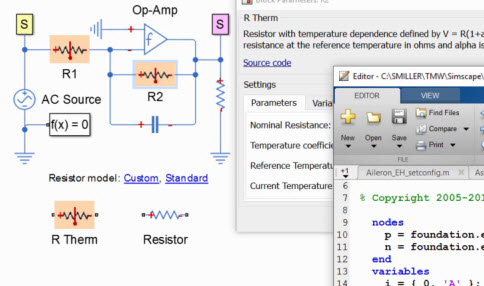 Consulting Services - Thermal Systems Modeling - MATLAB & Simulink