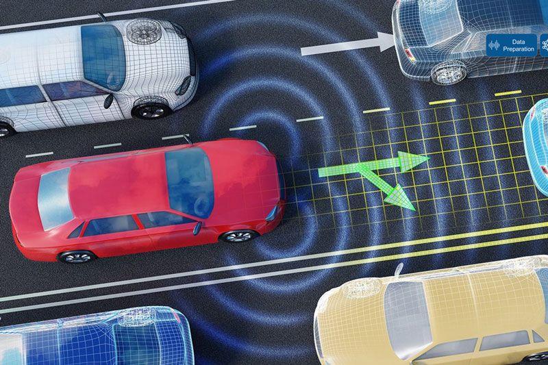 Uso de IA en escenarios de conducción autónoma.
