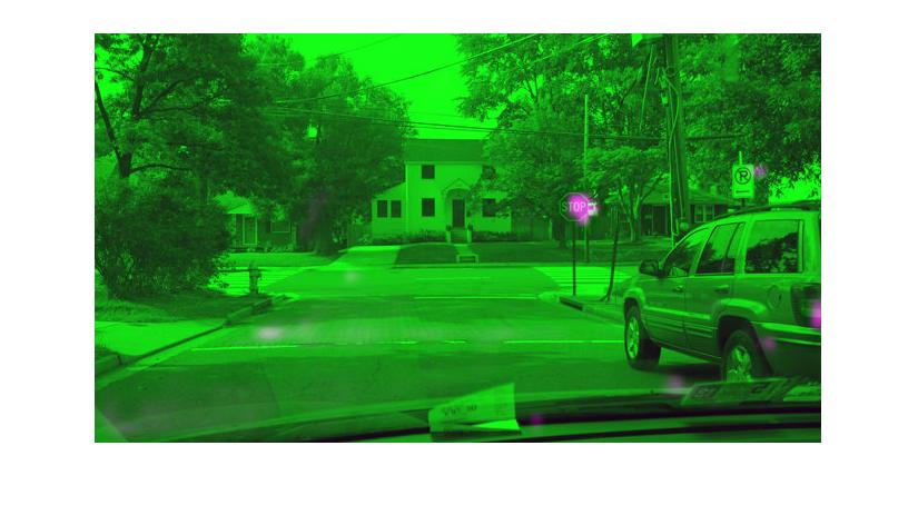 Detecting Low-Speed Car Crashes