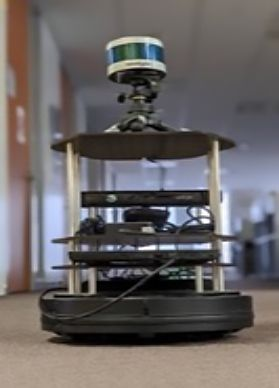 Sensor de LiDAR de interiores.