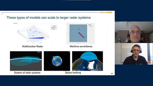 Learn how to process a radar data cube with MATLAB and Phased Array System Toolbox.