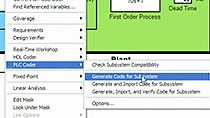Get an Overview of Using Simulink with B&R Automation Studio.