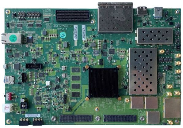 Xilinx Zynq UltraScale+ RFSoC ZCU111 Evaluation Kit
