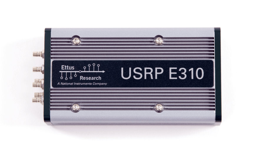 USRP E310 Support from Communications Toolbox