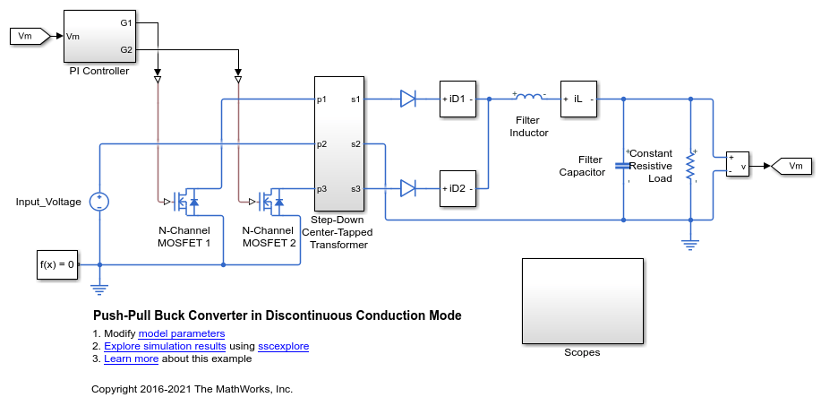 Voltage To Push Duration Converter Circuit Schematic Diagram