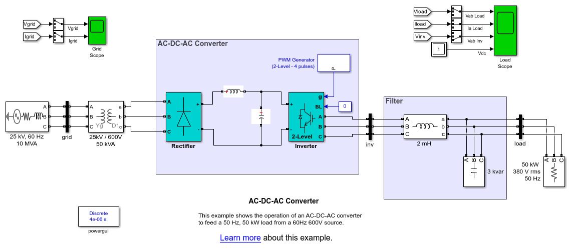ac converter dc thesis