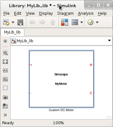 Customize And Extend Simscape Libraries For A Custom Dc Motor