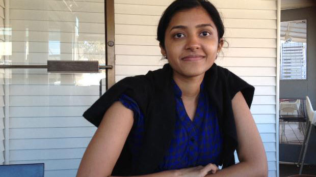 Elza, Training Engineer, Bangalore
