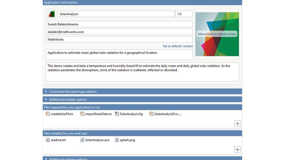 Personalización del instalador de su aplicación para que se ajuste a sus requisitos.