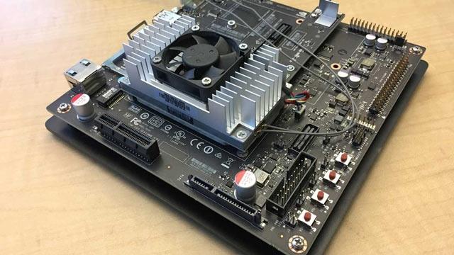 Detección automatizada de defectos en prototipos de Airbus con NVIDIA Jetson TX2.