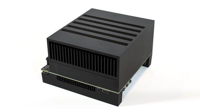 Prototipado en la plataforma NVIDIA Jetson.