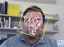 Genere código a partir de algoritmos de visión artificial para realizar la detección y seguimiento de rostros mediante el algoritmo KLT.