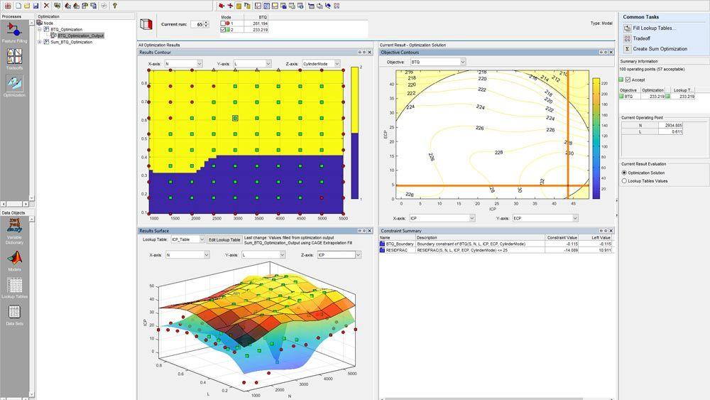 Model-Based Calibration Toolbox