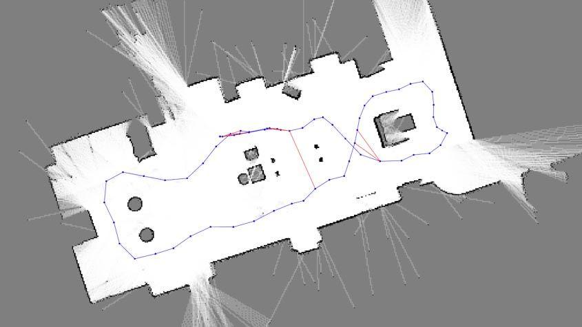 Implemente soluciones personalizadas de localización y mapeo simultáneos.