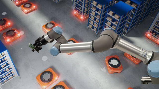 Nueva Toolbox para Robótica