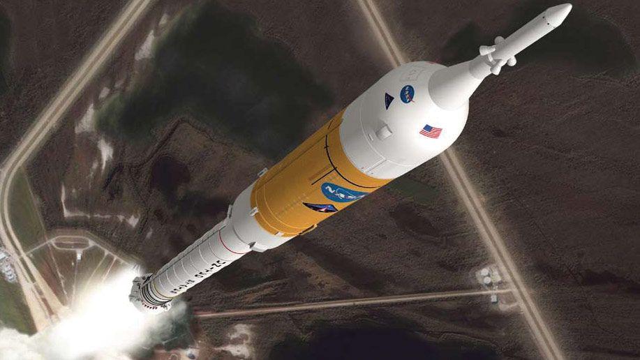 TriVector verifica las latencias temporales para el cohete Ares I.