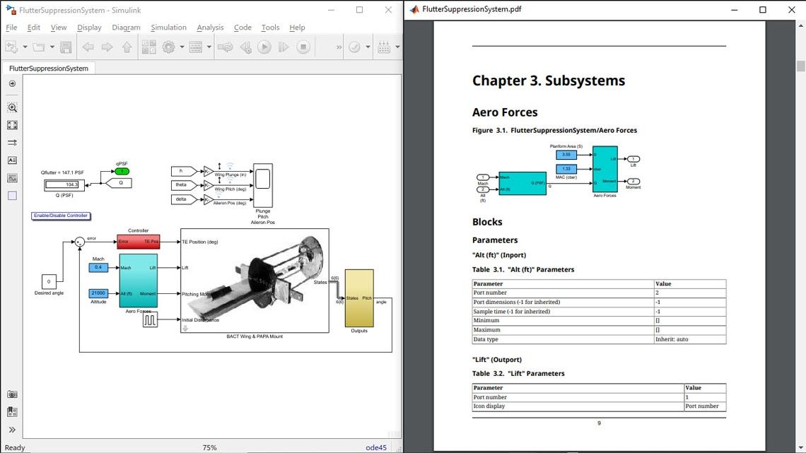 Informe System Design Description (SDD) a partir de un modelo.