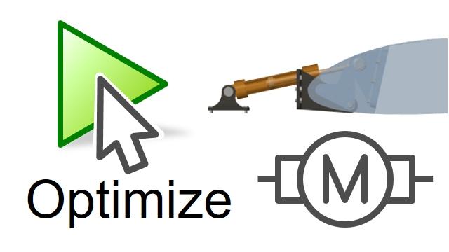 Utilice algoritmos de optimización para ajustar un modelo de Simscape Electrical de un sistema mecatrónico para satisfacer los requisitos del sistema.