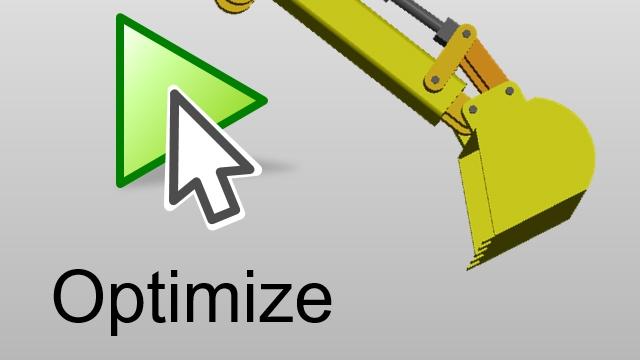 Optimice un sistema de accionamiento hidromecánico para cumplir los requisitos del sistema. Los parámetros de un modelo de Simscape Fluids se ajustan automáticamente mediante algoritmos de optimización.