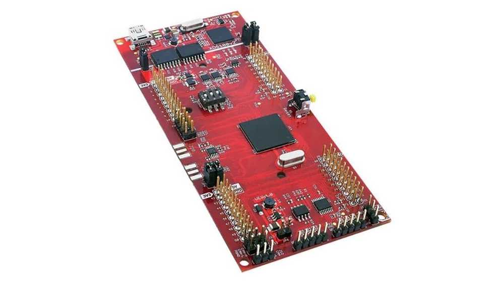Deploy software applications to the TI Delfino F28379D LaunchPad.