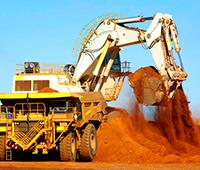 metal industry consulting excavator