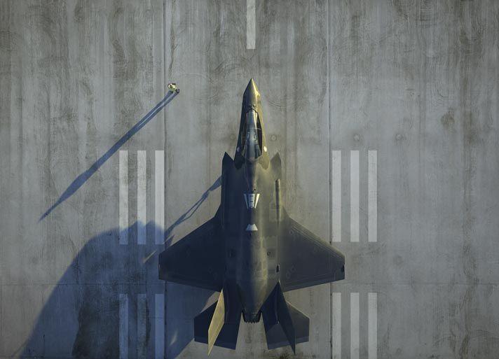 Controles de vuelo y controles de motor