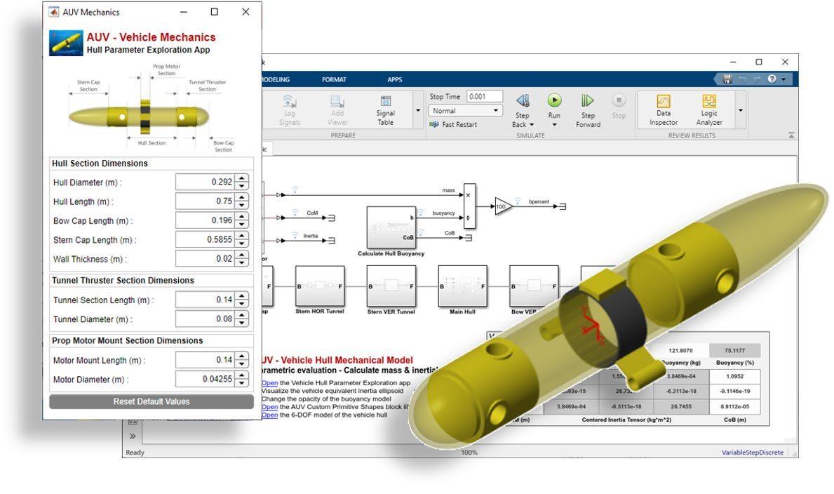 Modele y visualice comportamientos dinámicos 3D y electromecánicos complejos