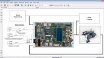 Aprenda a utilizar MATLAB y Simulink para modelar, simular y prototipar sistemas de control en dispositivos SoC Cyclone V.