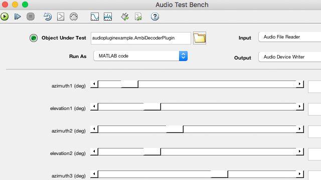 Creación y alojamiento de complementos de audio
