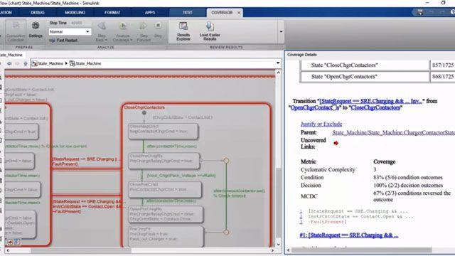 Aprenda a medir y mejorar la cobertura de entrada de pruebas para su modelo de sistema de gestión de baterías (BMS).