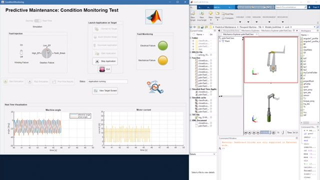 Learn how to automatically generate code from your machine learning model and test it on real-time hardware (e.g., on a B&R PLC).