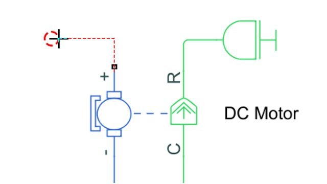 Model a mechatronic actuation system using electrical and mechanical components in Simscape.
