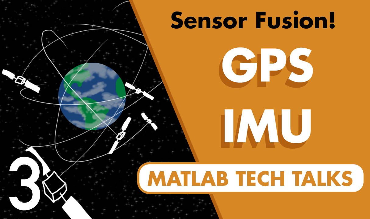 This video describes how we can use a GPS and an IMU to estimate an object's orientation and position. We'll go over the structure of the algorithm and show you how the GPS and IMU both contribute to the final solution.