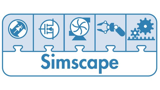 Enhance model fidelity, parameterization, and readability using Simscape add-on libraries. Share models without required licenses for add-on libraries.
